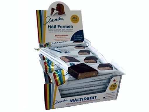 Choklad-Toffee Måltidsbit 20-pack