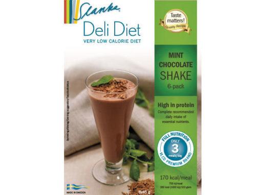 Mint Chocolate shake 6-pack