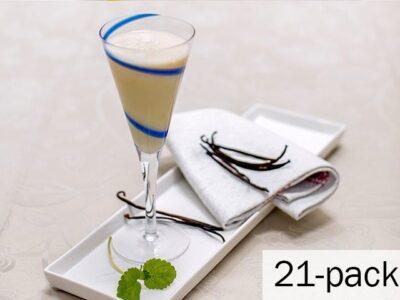Vaniljshake 1 ask med 21 påsar
